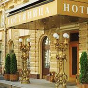 Гостиницы Сольвычегодска