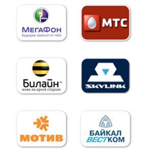 Операторы сотовой связи Сольвычегодска