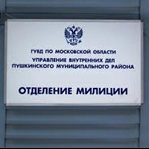 Отделения полиции Сольвычегодска