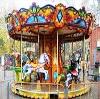 Парки культуры и отдыха в Сольвычегодске