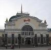 Железнодорожные вокзалы в Сольвычегодске