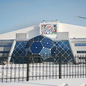 Спортивные комплексы Сольвычегодска