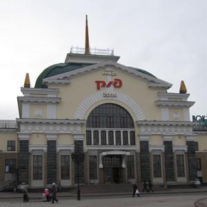 Железнодорожные вокзалы Сольвычегодска